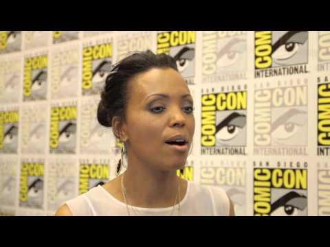 "Archer : Season 4 interview with Aisha Tyler ""Lana Kane"""