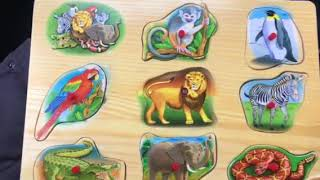 Zoo animals sounds