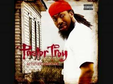 Pastor Troy - Down To Ride