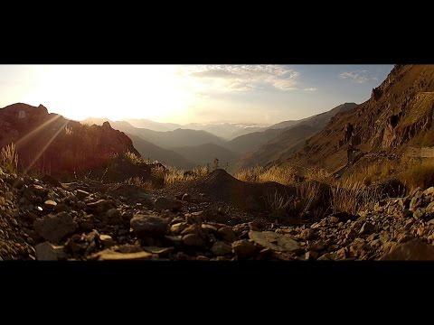 Time lapse - From Caspian sea to Tehran - GoPro - Beautiful Iran (Shomal) HD