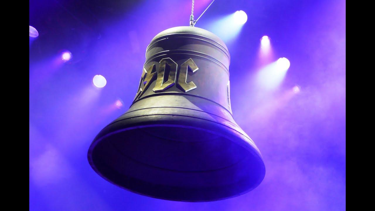 Acdc Hells Bells Dresden 10052015 Rock Or Bust Worldtour