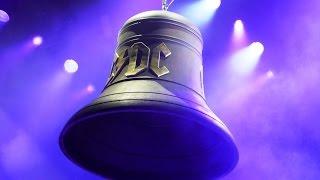 """AC/DC - HELLS BELLS - Dresden 10.05.2015 (""""Rock Or Bust""""-Worldtour 2015)"""