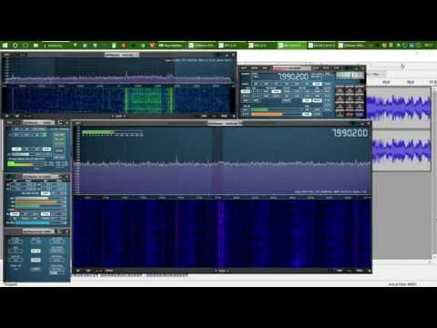 7990 kHz TADIL Link-11 sample