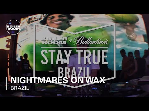 Nightmares On Wax Boiler Room x Ballantine's Stay True DJ Set