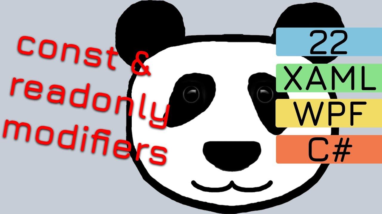 22. const VS readonly | C# Game Pet