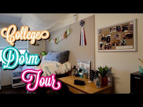 Dorm Room Tour - University Of Colorado Boulder