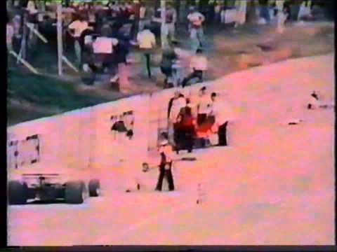 Tom Pryce acidente fatal e resgaste ( imagens fortes! )