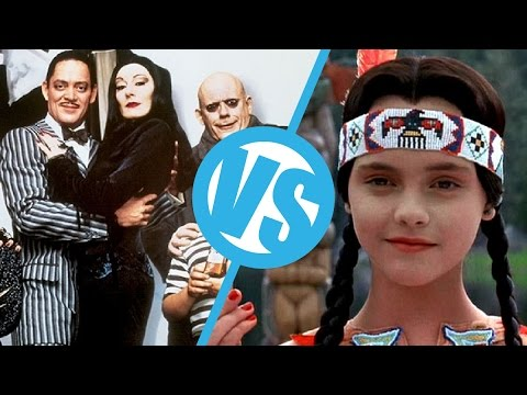 The Addams Family VS Addams Family Values : Movie Feuds ep175