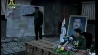 البطل سلطان وزير الدفاع تحت القصف