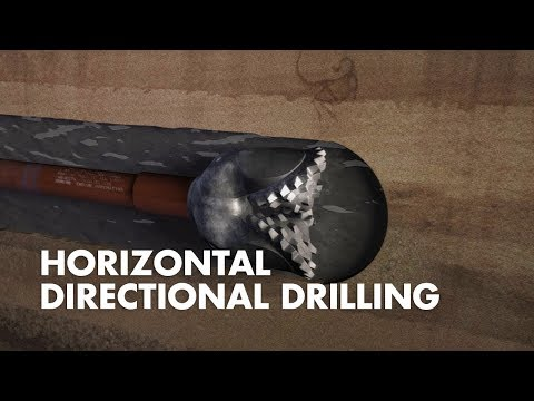 Horizontal Directional Drilling - how it works