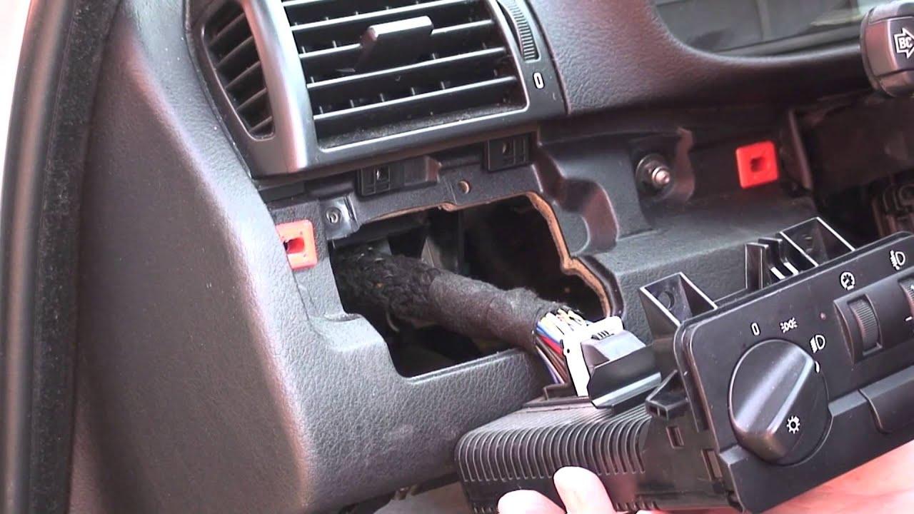 bmw 3 series e46 cruise control and steering wheel retrofit diy [ 1280 x 720 Pixel ]