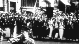 Song of the Women: New York City suffrage marches