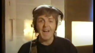 Paul McCartney — Press (Studio recording) 1986.