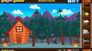 Beehive Escape Walkthrough