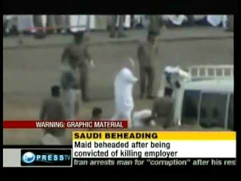 Ruyati Binti Sapubi - An Indonesian Maid in Saudi Arabia Beheaded on June 18, 2011