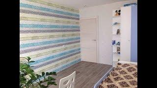 видео Идеи поклейки обоев в детской комнате для малыша