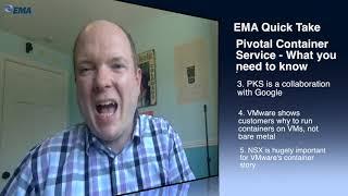 EMA Quick Take - Pivotal Container Service (PKS) thumbnail