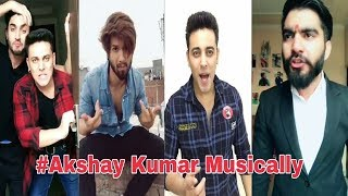 The Most Populer Akshay Kumar Musically Videos Of July 2018 | Best Musically Compilation Video