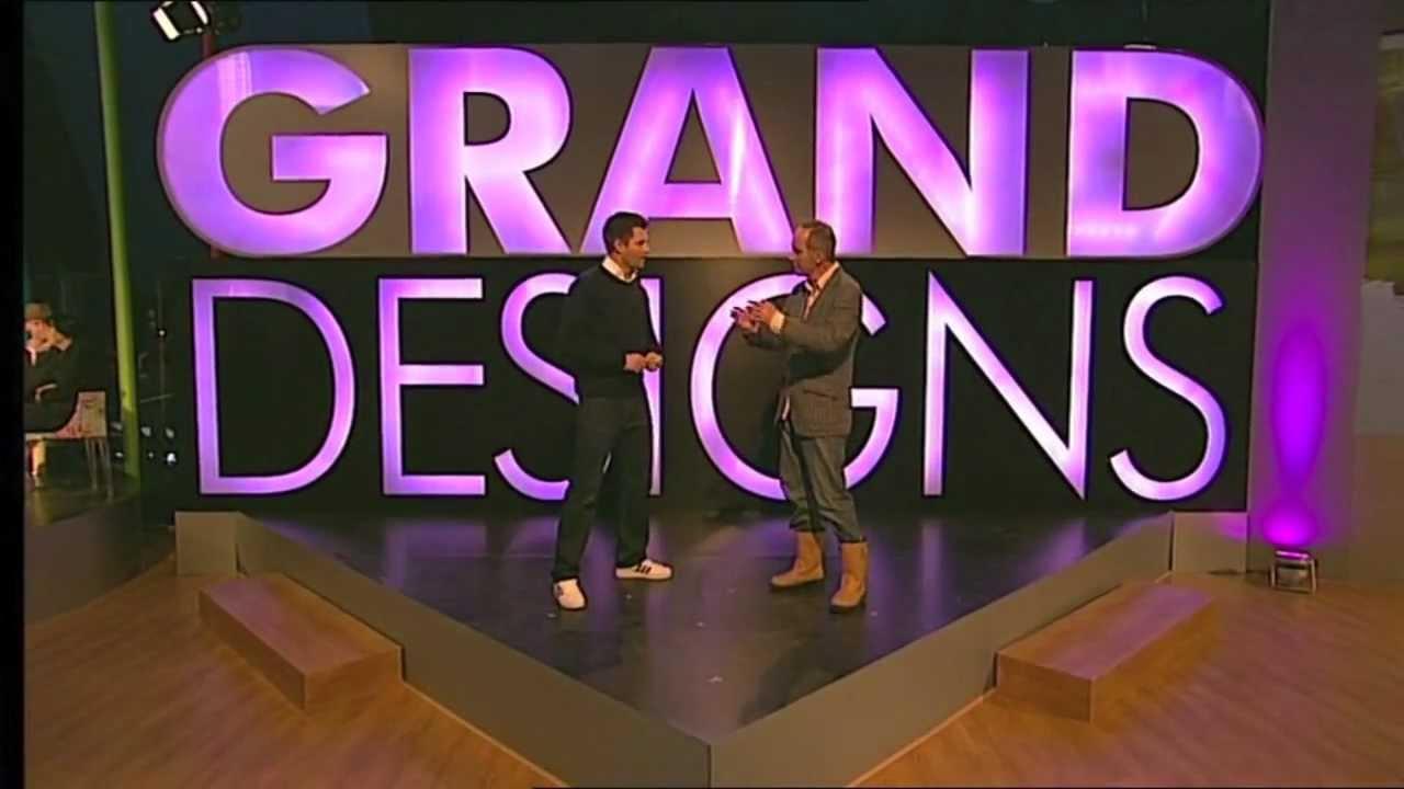 grand designs the long barn nicolas tye architecture youtube. Black Bedroom Furniture Sets. Home Design Ideas