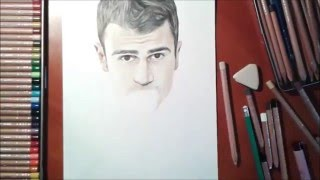 Drawing Theo James