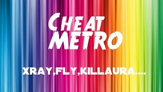[TUTO] Comment installer le cheat Metro [1.8]