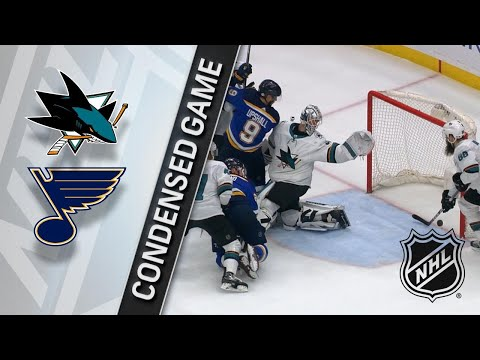 02/20/18 Condensed Game: Sharks @ Blues
