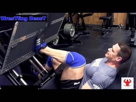 John Cena WorkOut at Gym OMG!!!! 2018