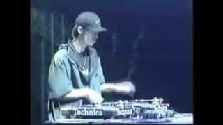DJ AKAKABE DMC World DJ Championship 1998 Eliminations