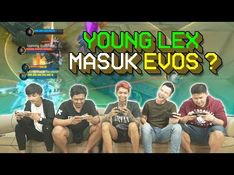 MABAR SAMA YOUNGLEX JESS NO LIMIT NUMPANG MENANG (Mobile Legends)