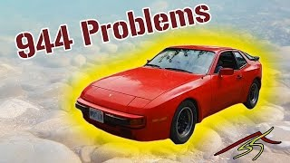 PROJECT 944 PROBLEMS - Day 1 - We found gold?