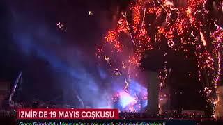 İzmir'de 19 Mayıs 2018 gecesi