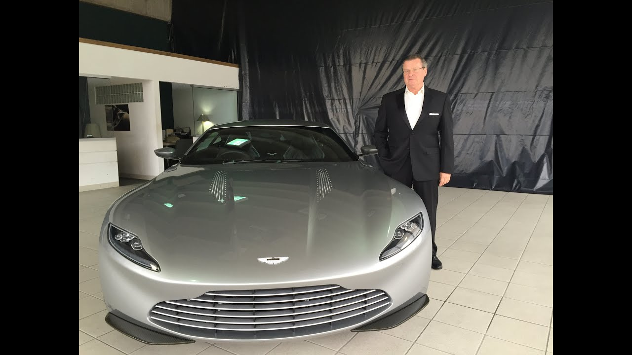 James Bond Spectre Aston Martin DB Walk Around Review Aston - Aston martin washington dc