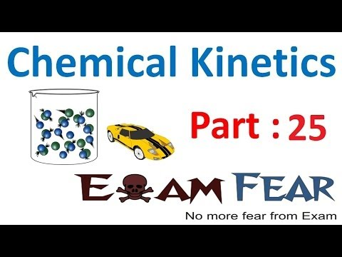 Chemistry Chemical Kinetics part 25 (Collision theory) CBSE class 12 XII