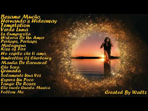 Best Romantic Latin Love Songs - Verde Luna Collection