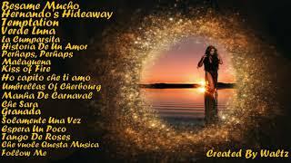 Best Romantic Latin Love Songs - Verde Luna Collection