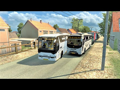 Bus Wala Game For PC #2 | Bus Simulator | Indian Bus Driving Games | Bus Games 3D