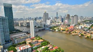 Riverside Penthouse For Rent In Bangkok