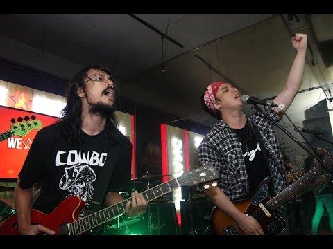 Cupumanik feat ello - Grunge Harga Mati (Beer Express Braga 19 November 2016)