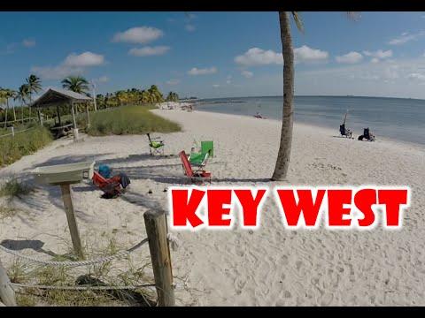 A ride around Key West, Florida - Duval Street