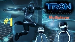 Tron: Evolution Multiplayer - Ep. 1