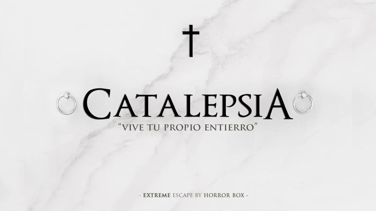 Vive tu entierro - Catalepsia - Escape Room Barcelona - Horror Box