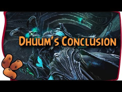Guild Wars 2 - The Hall of Chains Part 4   Dhuum, The Final Death