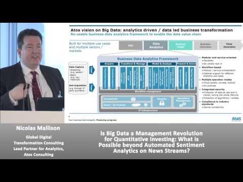 Is Big Data a Management Revolution for Quantitative Investing?