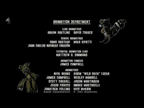 Ice Age 2: The Meltdown - End Credits (TV Version)