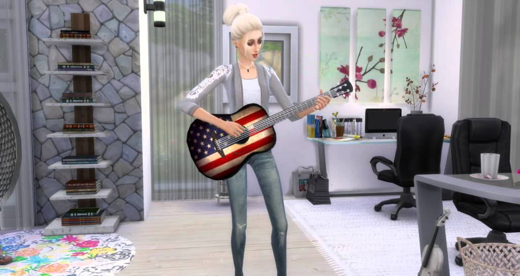 sims 4  sim singing  youtube