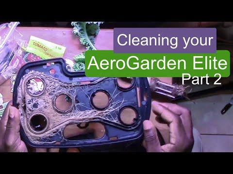 Cleaning Your AeroGarden Elite - Part 2