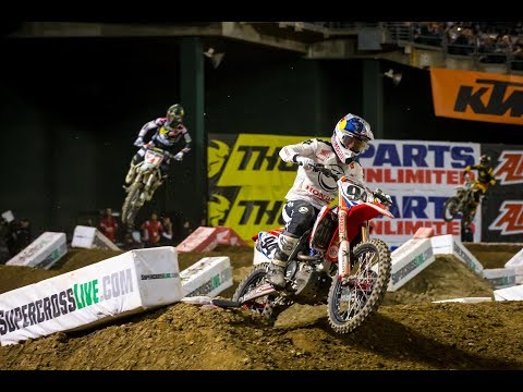 Oakland Supercross 2018 Analysis and Highlights