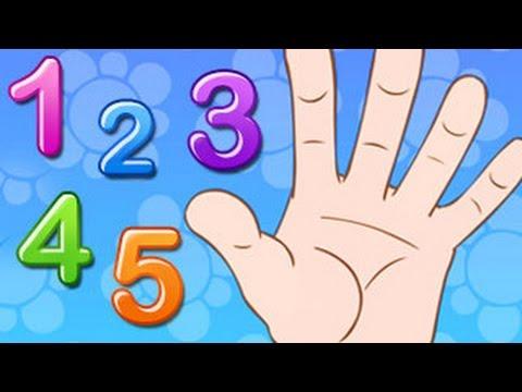 Sağ Elimde Beş 5 Parmak (Say Bak) Şarkısı ve Sözleri - Çocuk Şarkıları 2018