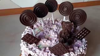 Домашний шоколад 90% какао. Пп шоколад, зож