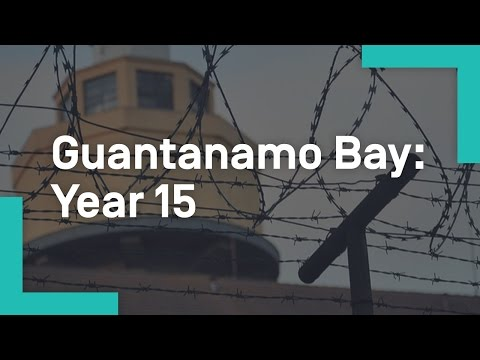 Guantanamo Bay: Year 15